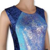 Turnpakje-blauw-glitter
