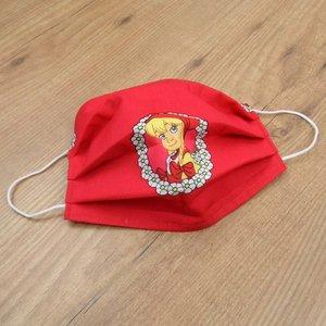 Mondkapje-roodkapje